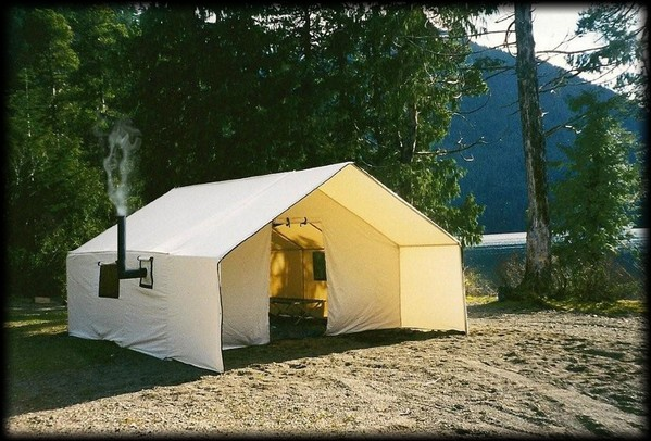 From //.deluxewalltents.com/ & livable tents - Survivalist Forum